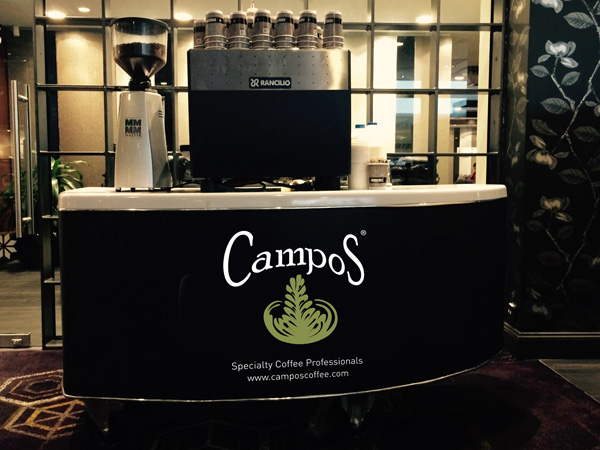 Coffee Cart Hire Sydney Campos Coffee