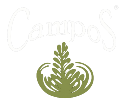 Proudly serving Campos Coffee